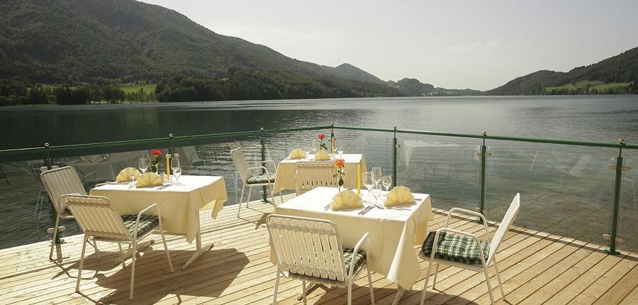 Hotel Seerose, Fuschl, Salzkammergut, Austria - Terrace overlooking the lake.jpg